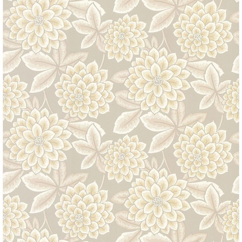 Home depot accent wallpaper wallpaper home - Floral wallpaper home depot ...