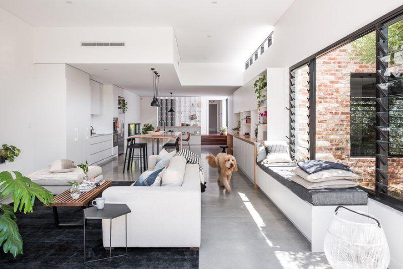 Ogilvie house in perth australia by studio atelier interior residence interiordesign furniture furnituredecor interiorideas also architecture rh pinterest