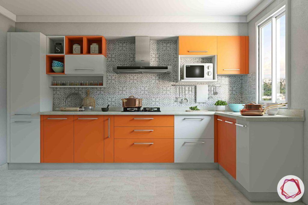 6 Vastu Approved Kitchen Colors White Kitchen Interior Kitchen