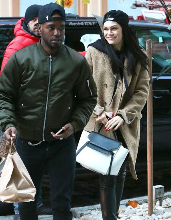 Luke James Spotted With Girlfriend Jessie J [+ Channels Grace Jones In New Photo Spread]