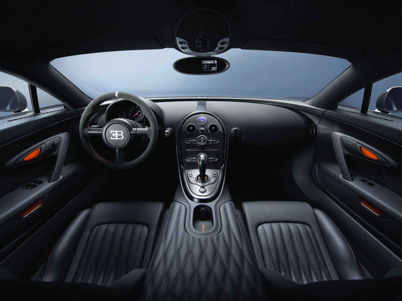 Front View Bugatti Veyron Super Sport Bugatti Veyron 16 Bugatti Cars