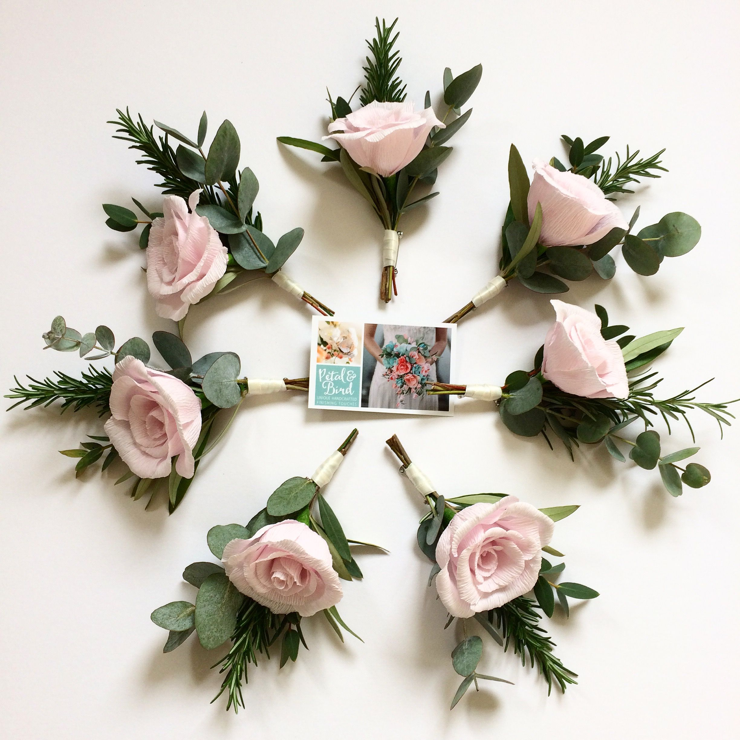 Wedding Bouquet Recreation And Lasting Paper Flowers In 2020