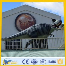 CET-N-20 Animatronic dinosaur chinese kids games outdoor amusement park robotic dinosaur for Jurassic Park