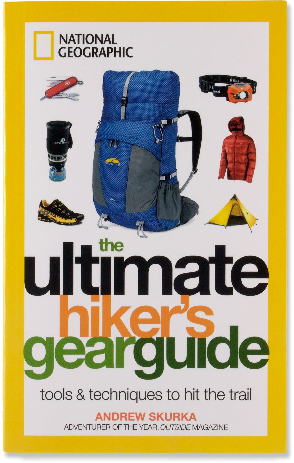 The ultimate hiker's gear guide book review youtube.