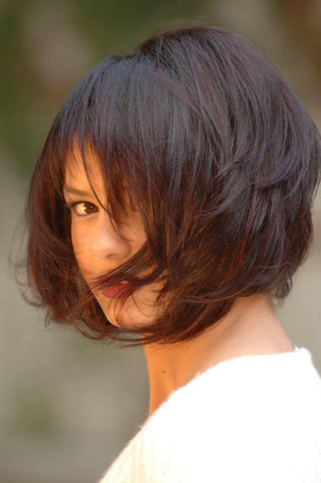 Pin Su Hair Cut Taglio Punte Aria