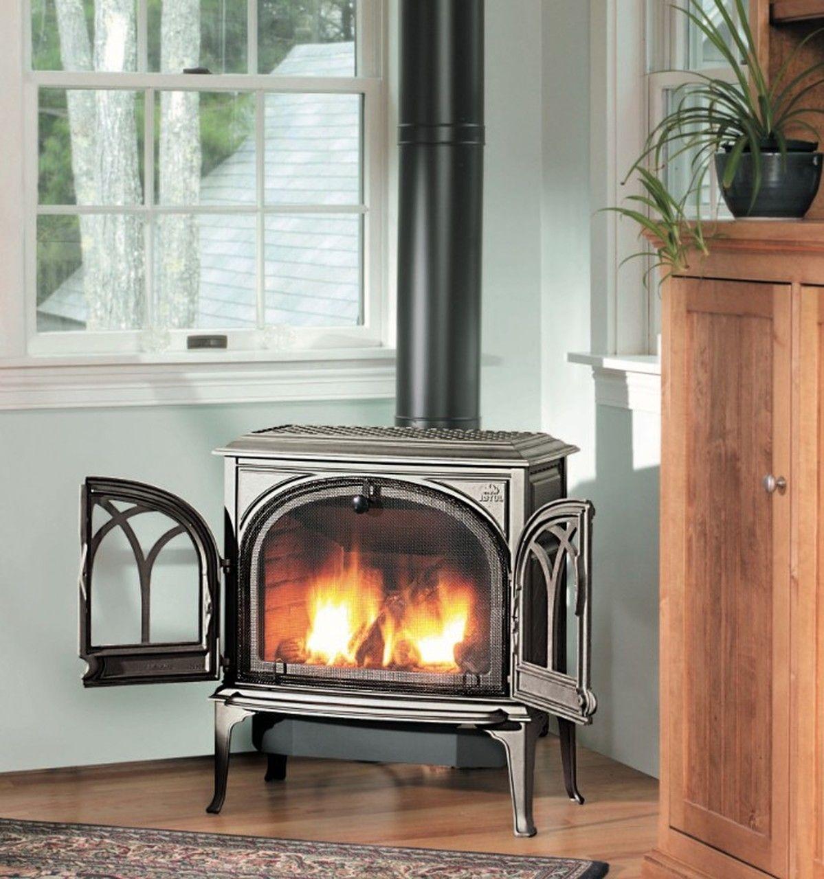 Jotul Gf400 Dv Gas Stove Gas Stove Wood Stove Freestanding Fireplace