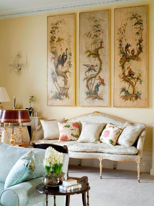 Chinoiserie chic & happy weekend