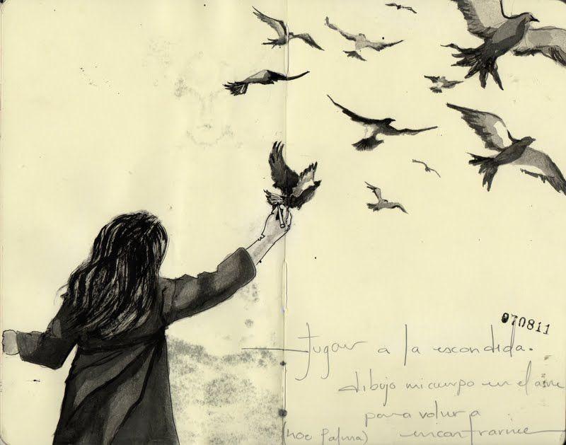 Libretas De Dibujo De Un Artista Freelance: Cuadernos De Dibujo, Dibujos A