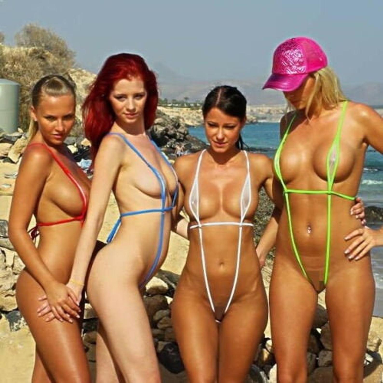 Ouvert bikini SnSbikinis Online