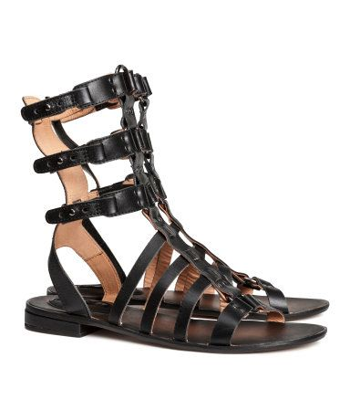 e7cbcd503daa The ultimate gladiator sandals. H M.  HMSHOES