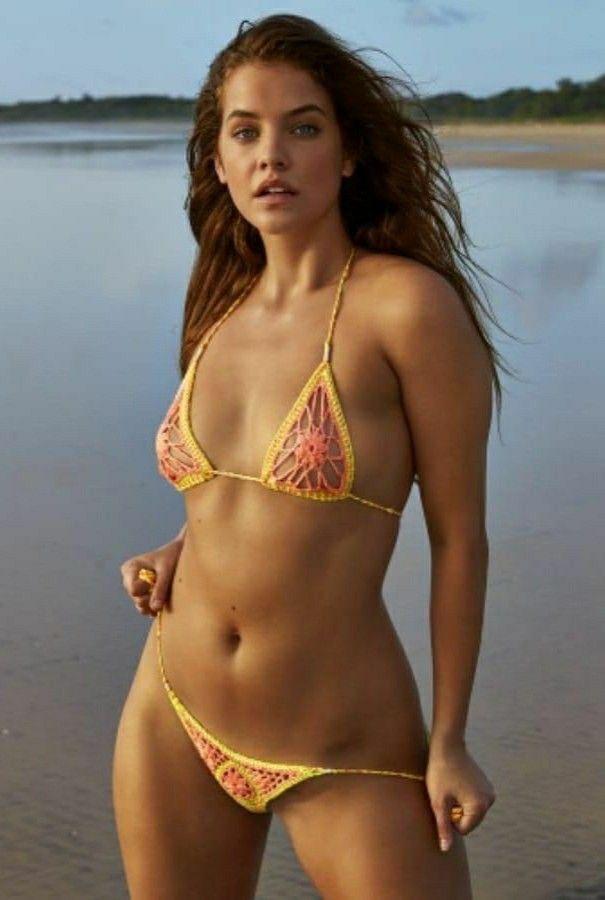 Barbara Palvin | Barbara palvin, Bikini fashion, Si swimsuit