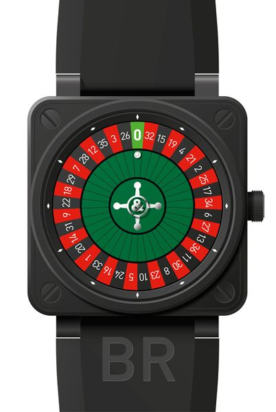 Bell and Ross BR 01 CASINO