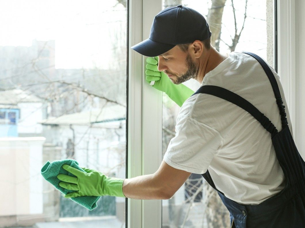 Your MaintenX janitorial staff helps you care for your