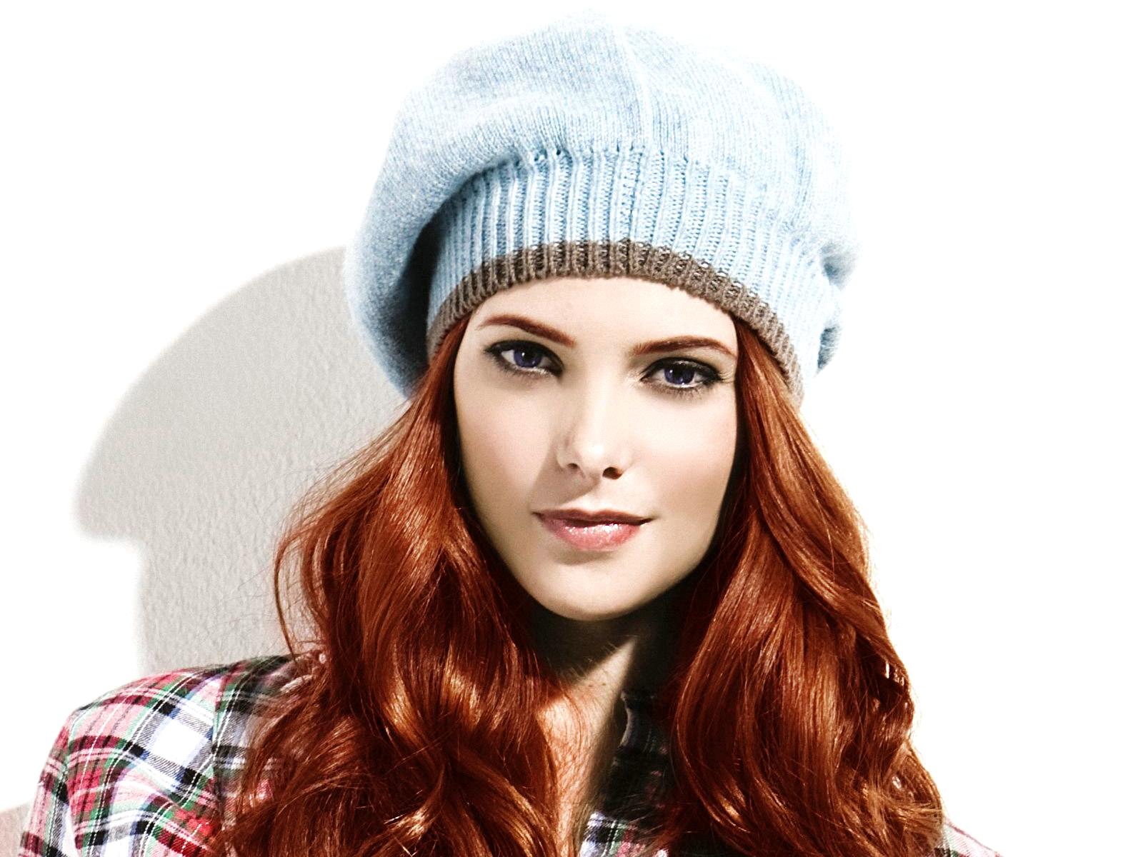 freckle redhead Ashley