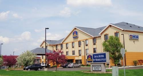 Best Western Inn Suites Merrillville Indiana Just Off Highway 65 This