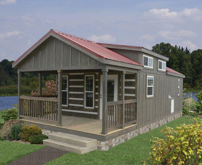 Driftwood Floor Plan RV Park Model Homes Texas Louisiana – Rv Park Building Plans