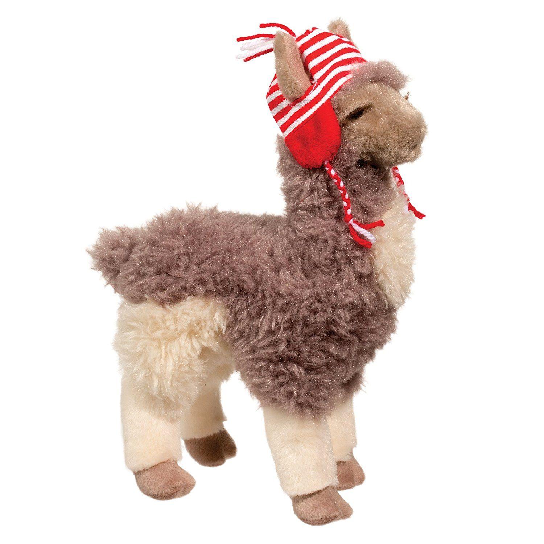 Douglas Llama with Hat 1743H