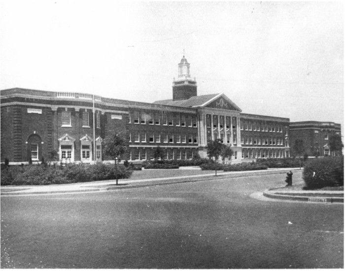 Fort Worth Polytechnic High School Polytechnic High School Fort Worth Texas Old Fort
