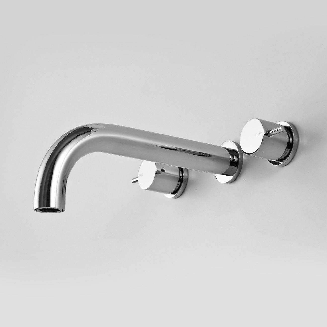 Rogerseller Logic Wall Bath Spout 230mm - Tap Sets - Rogerseller ...