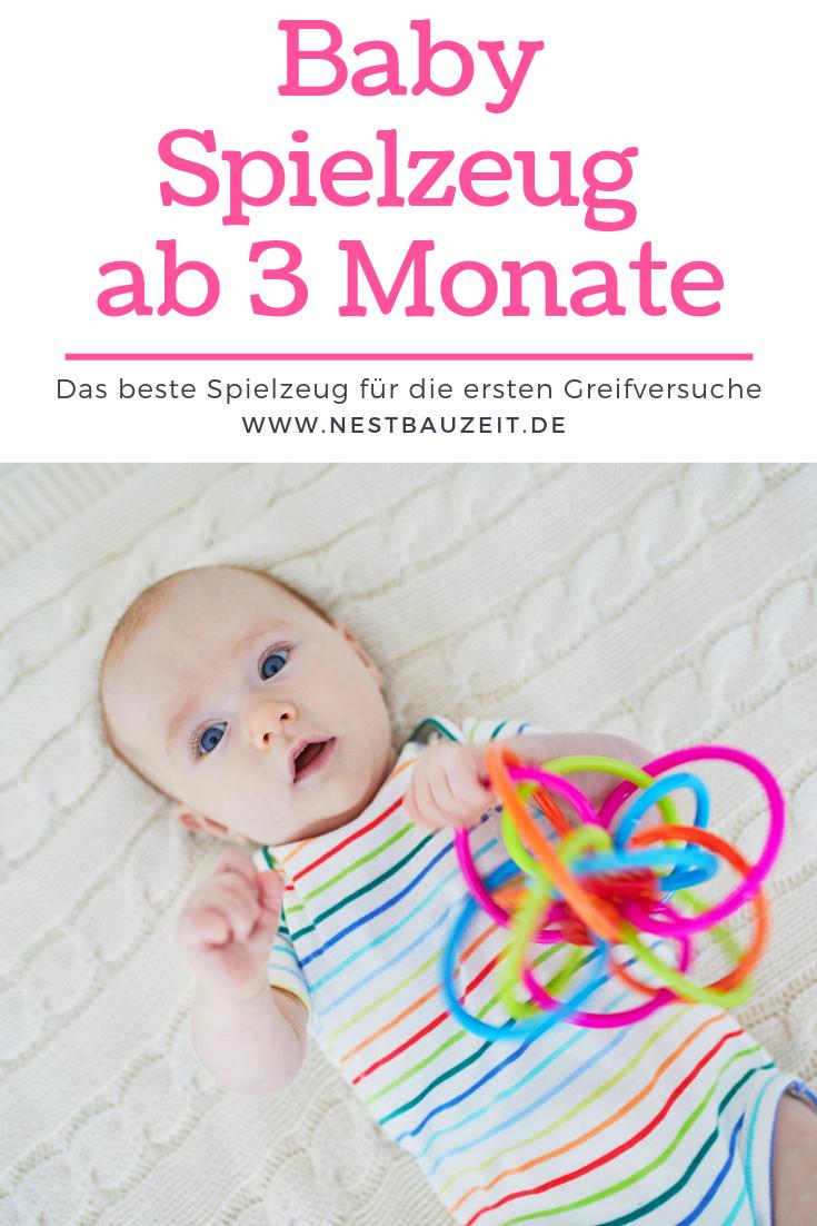 Sinnvolles Babyspielzeug ab 3 Monate Empfehlung in 2020