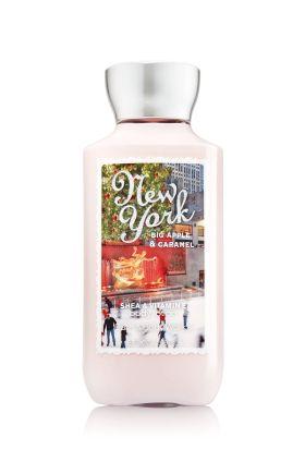 New York Big Apple Caramel Body Lotion Signature Collection Bath And Body Works Bath N Body Works Bath And Body