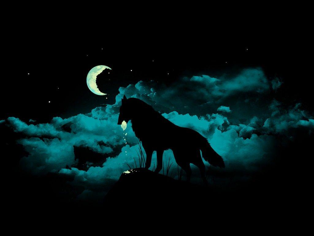 Dark Wolf Backgrounds