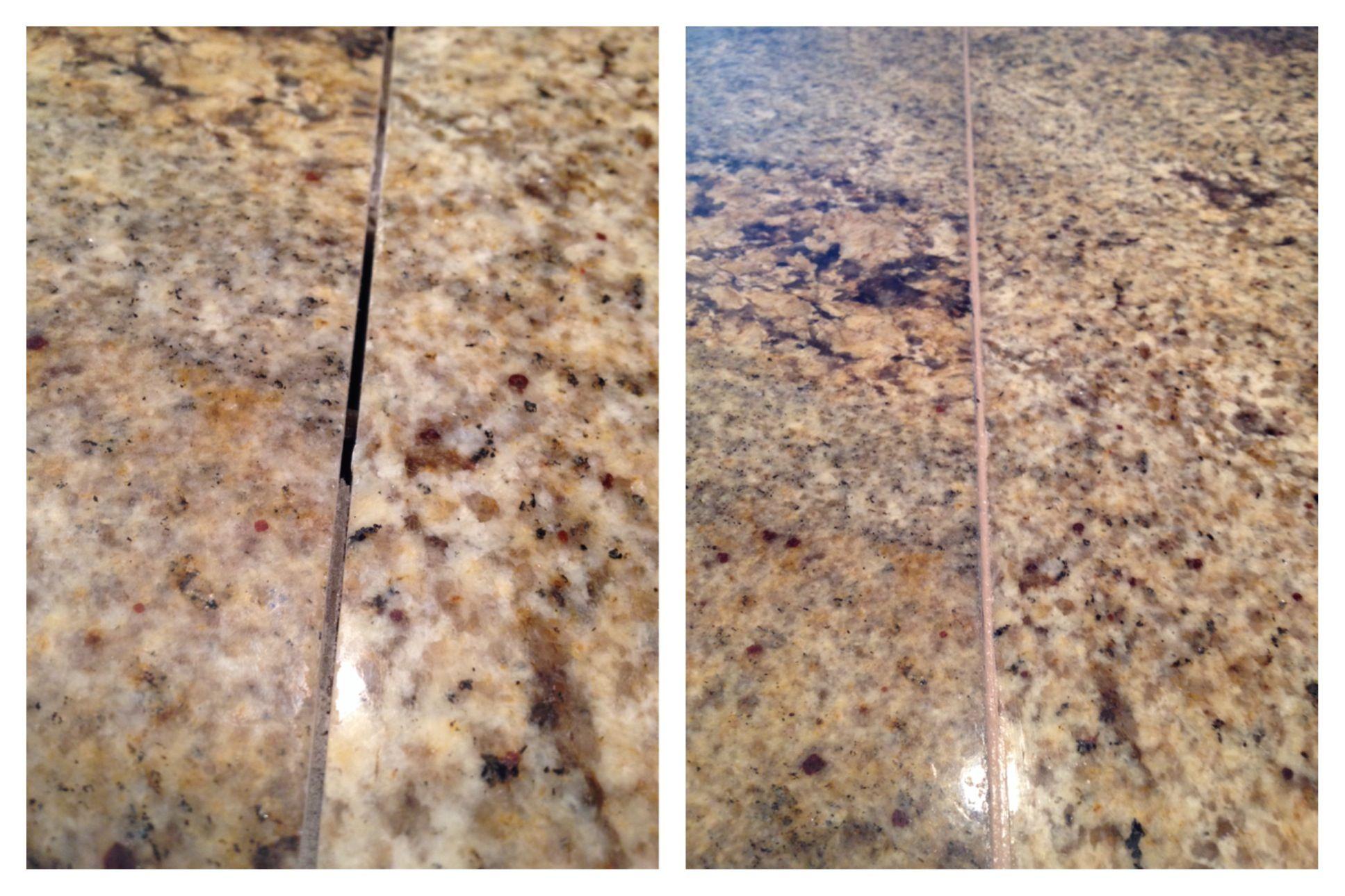 Granite Seam Restoration Repair Creativepaintinganddesign Houzz