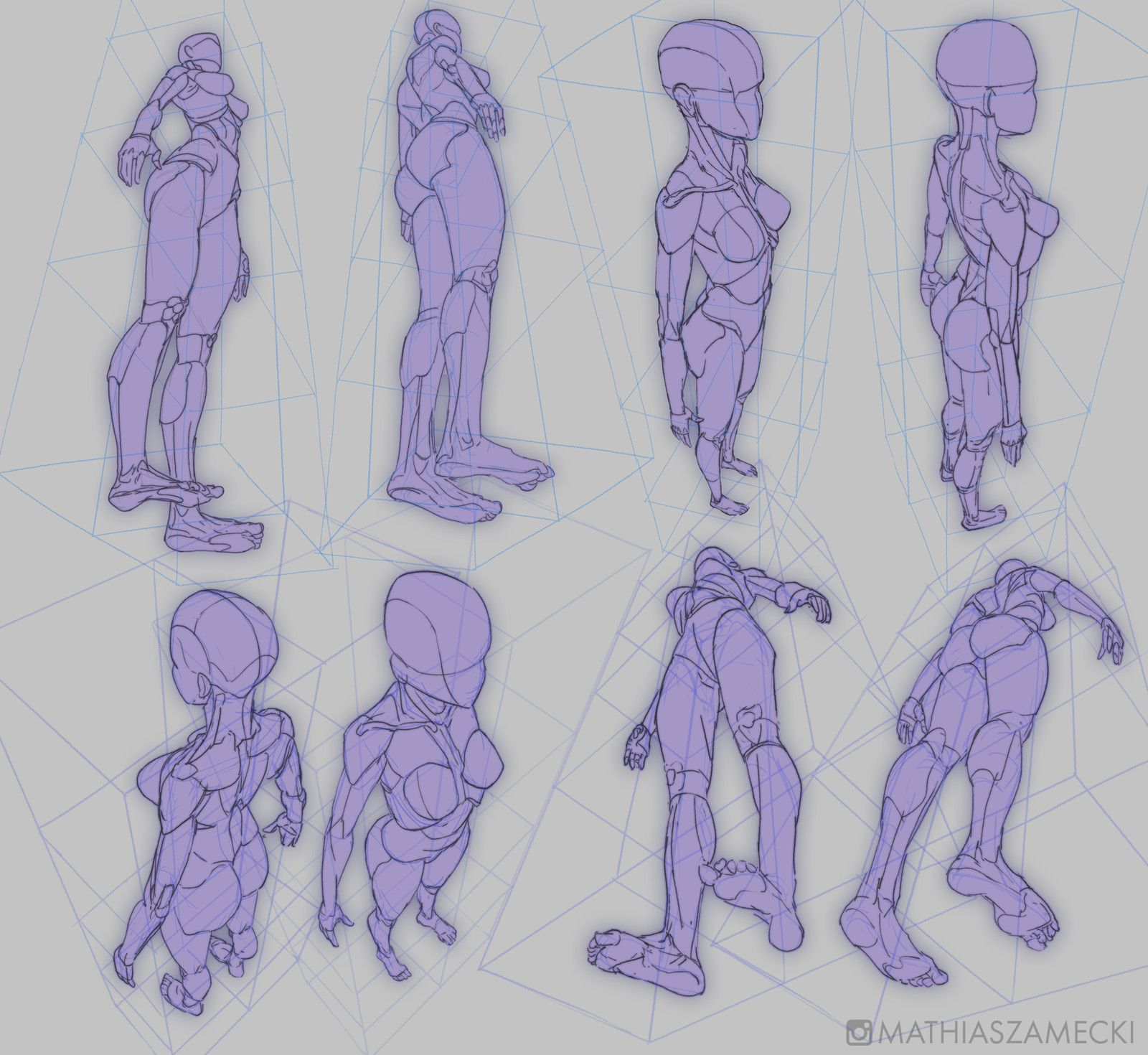 Grinding Junkyard Vol2 Mathias Zamecki On Artstation At Https Www Artstation Com Artwork Eom Figure Drawing Drawing Reference Poses Figure Drawing Reference