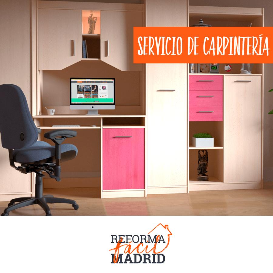 Con Nuestro Servicio De Carpinter A Realizamos Montajes De  # Muebles Cebollero