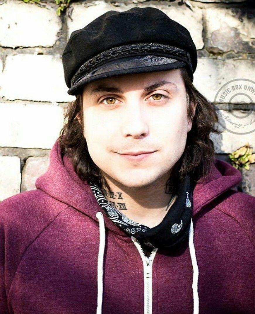 Frank's eyes....unf  #dead