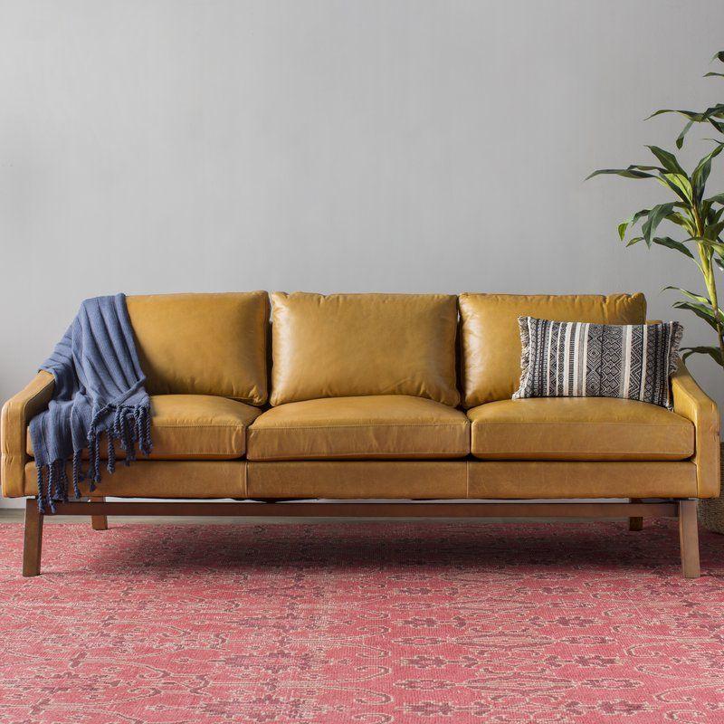 Josie Sofa In 2019 Family Room Design Leather