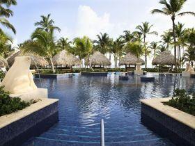 Barcelo Bavaro Palace Deluxe resort in Punta Cana, Dominican Republic #allinclusive
