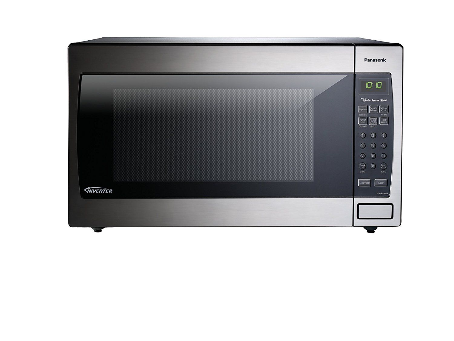 Panasonic Nn Sn966s Countertop Built In Microwave With Inverter