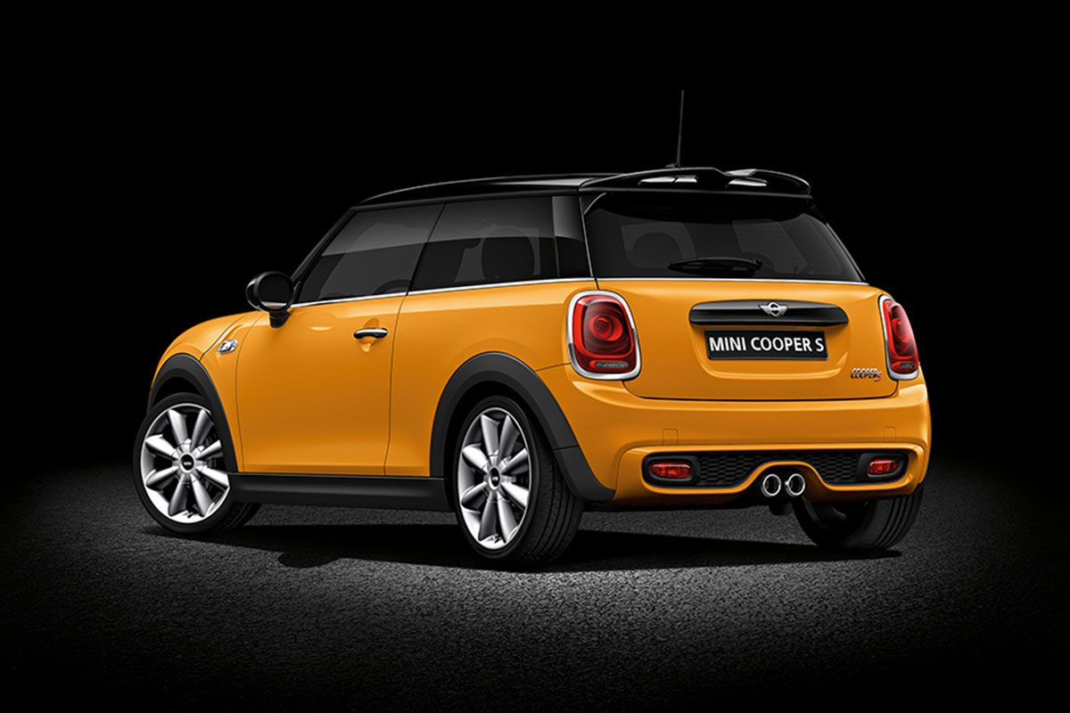 0 To 60 Time For Mini Cooper S