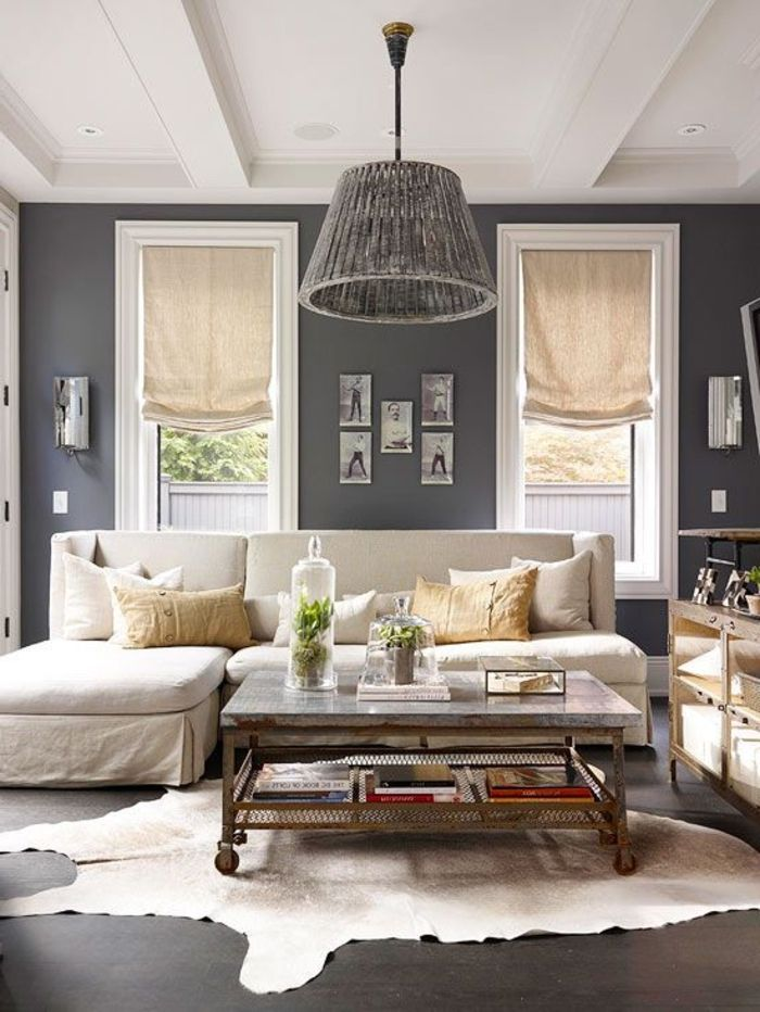 Le tapis de salon dans quelques mots et beaucoup de photos tapis pinterest salon tapis - Comment choisir le bon tapis de salon ...