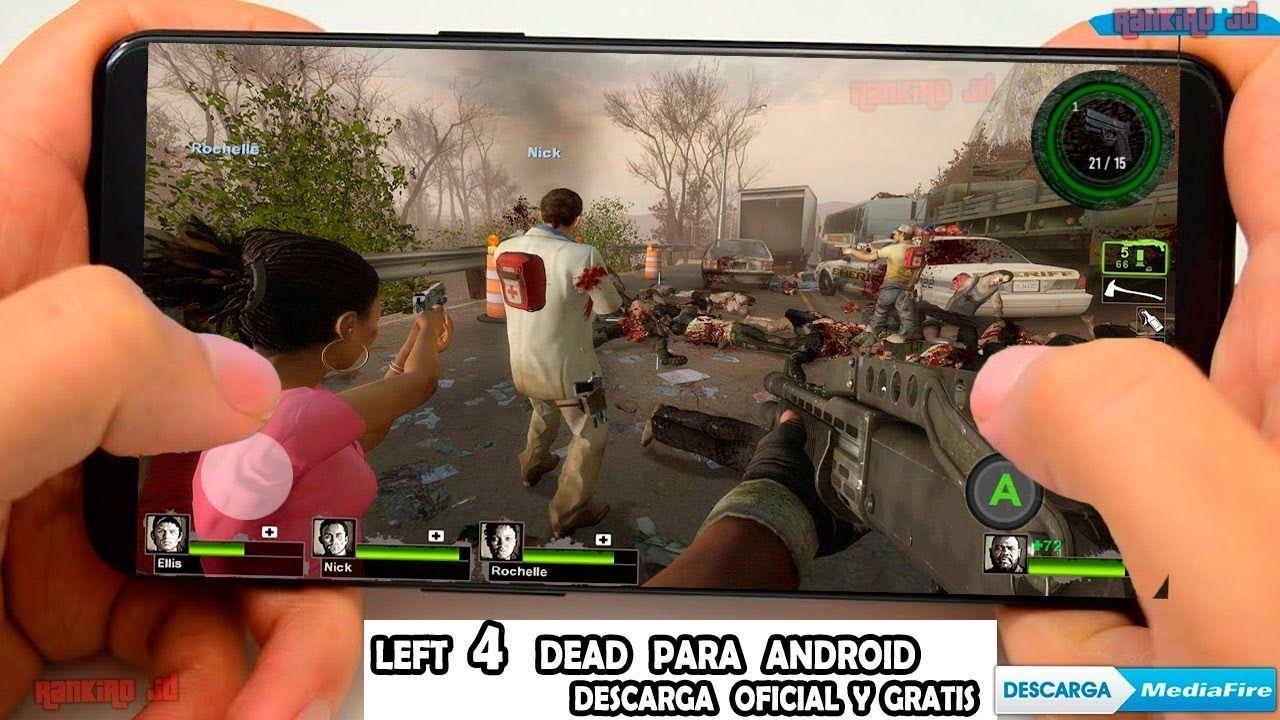 Porfin Salio Left 4 Dead 2 Para Android Descarga Oficial Y Gratis Pr Left 4 Dead Los Super Increibles Android