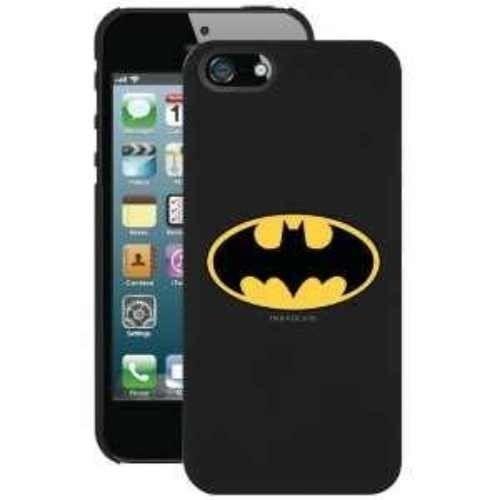 COVEROO 590-5216-BK-HC iPhone® 5/5s Official Batman® Emblem Case #Coveroo