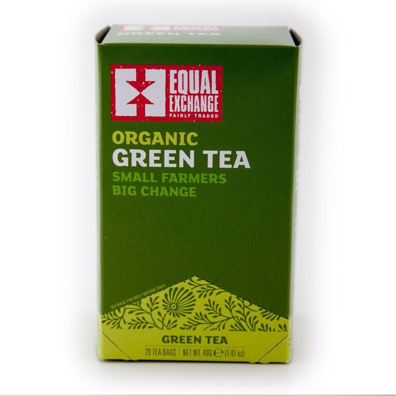 Organic Green Tea from Small Farmers | Equal Exchange  20