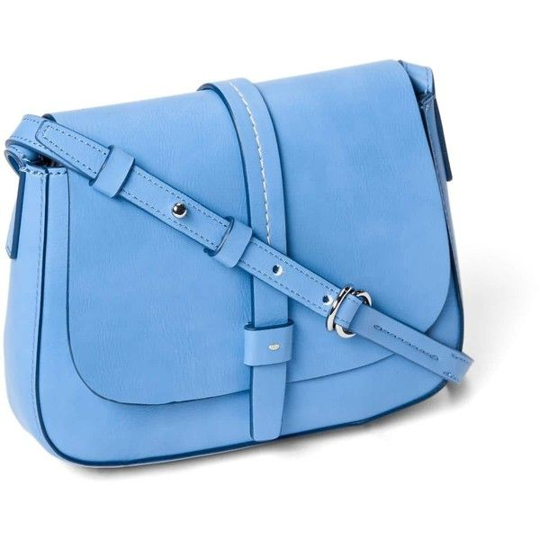 Gap Women Crossbody Saddle Bag ( 40) ❤ liked on Polyvore featuring bags 28490d8d263c7