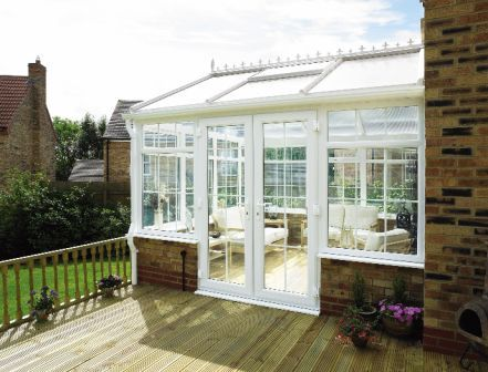 Cheap Supply Only Double Glazed Upvc Lean To Conservatory Conservatories Lean To Conservatory Upvc Lean To
