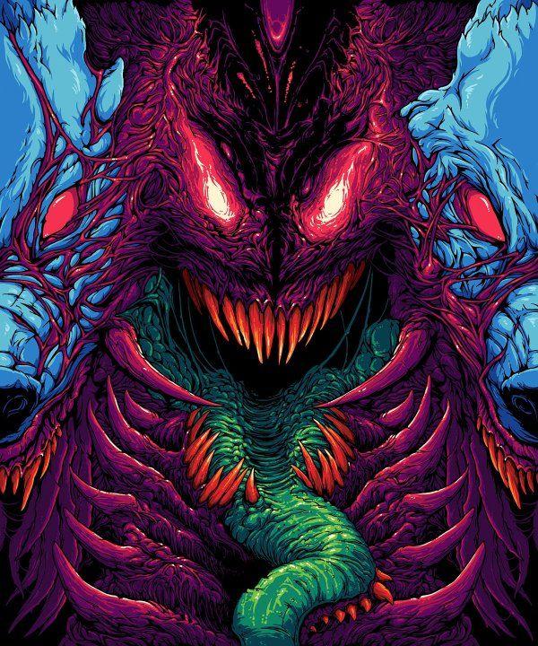 Via Brock Hofer On Twitter Hyper Beast Wallpaper Beast Wallpaper Hyper Beast