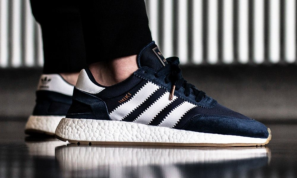 adidas Iniki Sneakers are Inspired by 1970s Running Shoes