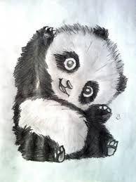 Resultado De Imagen Para Dibujos De Animales Tiernos A Lapiz Dibujos De Animales Tiernos Dibujos Pandas Dibujo