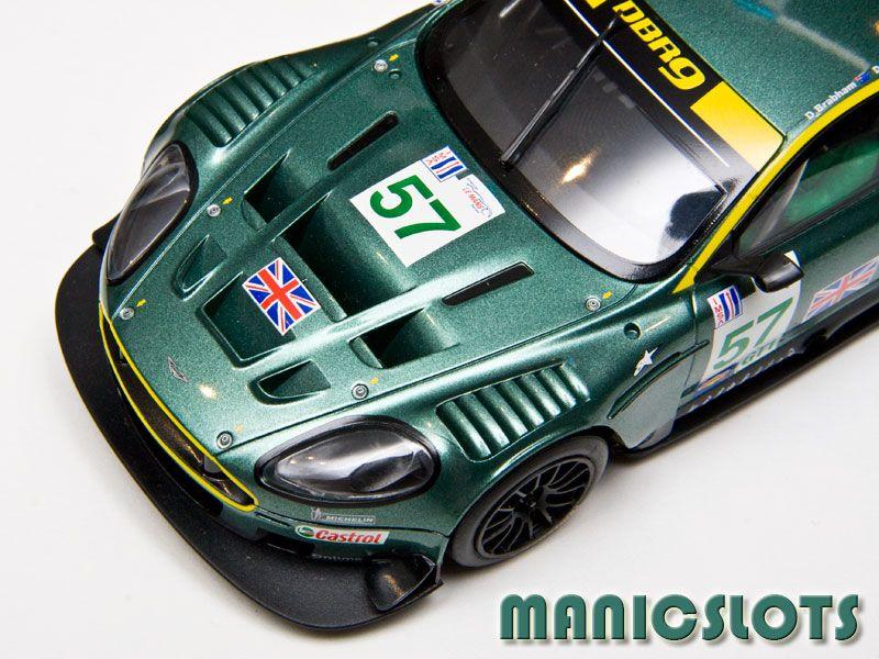 Slot Car Scalextric Aston Martin Racing Slot Car Racing Aston Martin Racing
