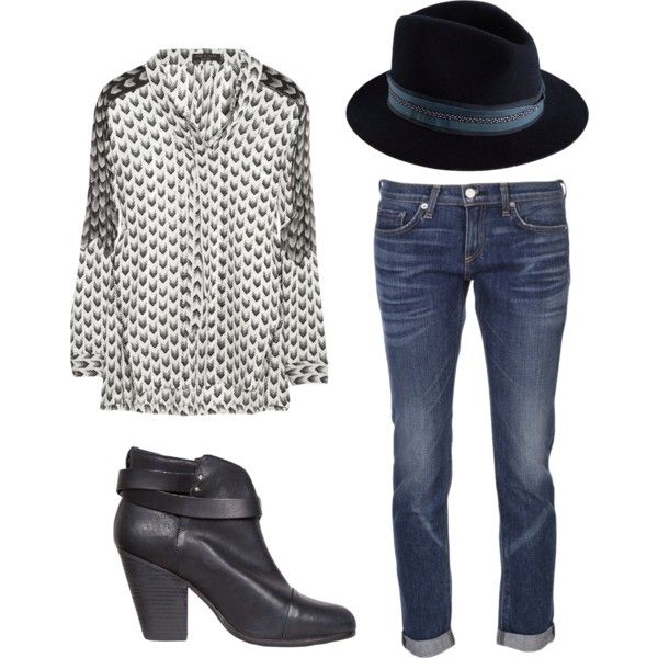 """Rag & Bone"" by elovestruck on Polyvore"