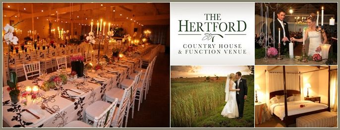 The Hertford Country House & Function Venue - Lanseria ...