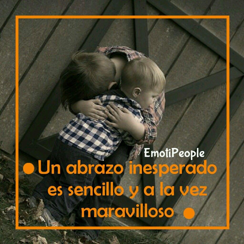 #abrazos #EmotiPeople #emociones