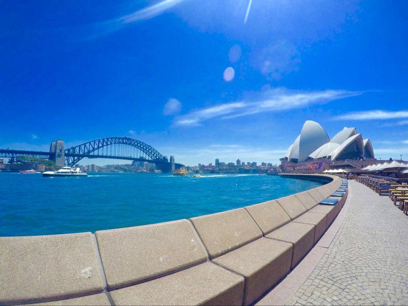 シドニー から バリ