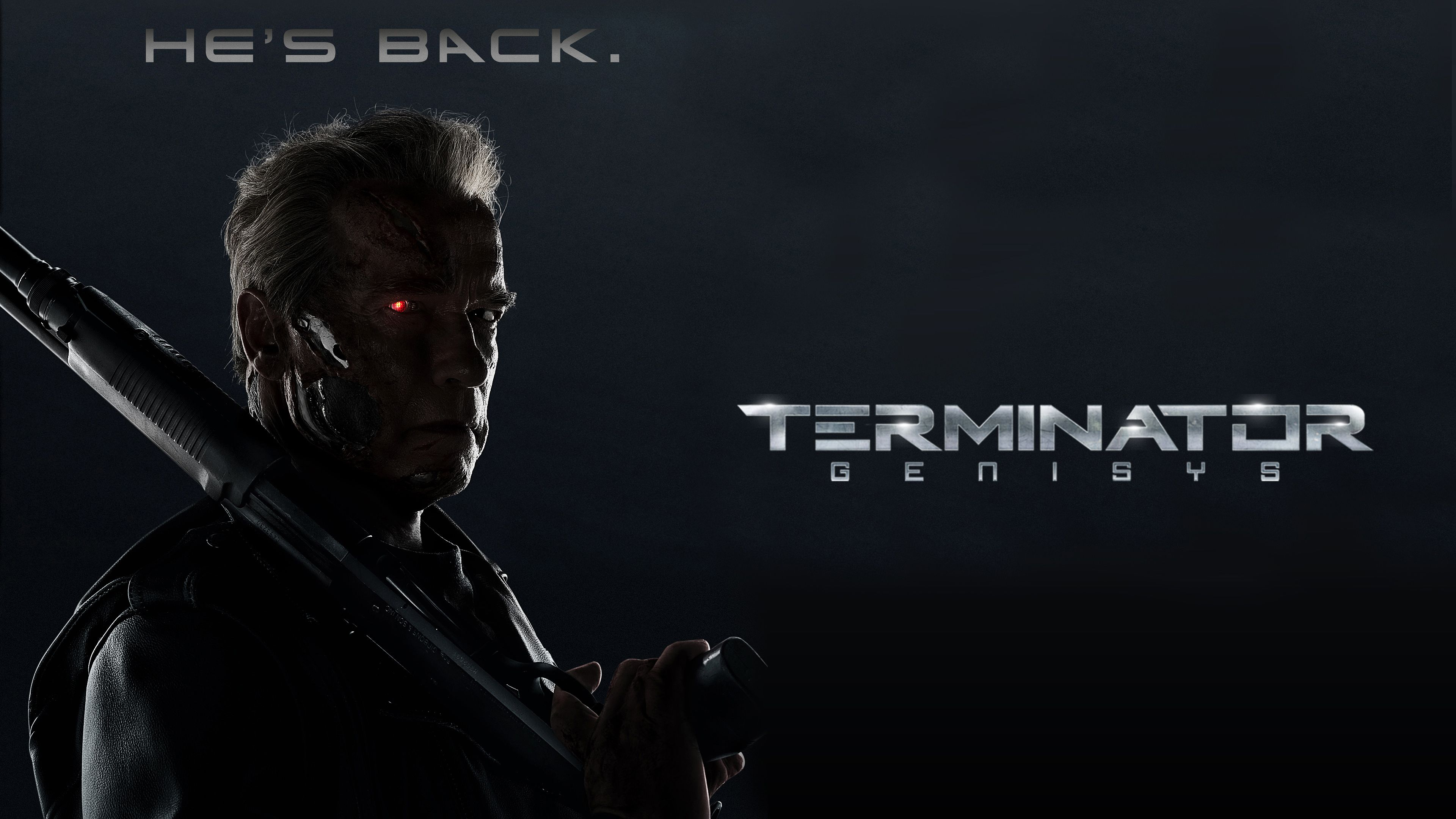 Terminator Genisys Movie Wallpaper #8