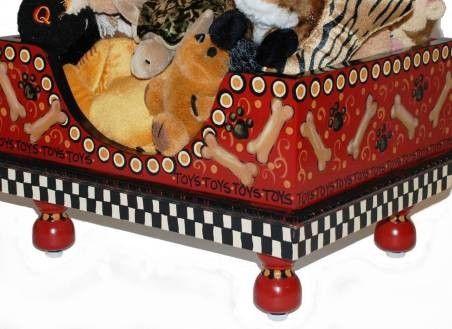 http://www.etsy.com/listing/31633014/doggie-toy-box-petite-red-bones-by-jakey